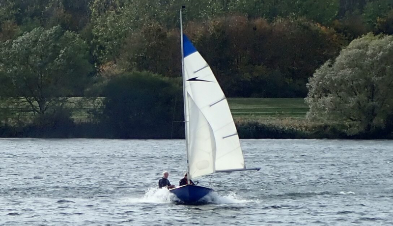 The Sherwens at Milton Keynes Sailing Club